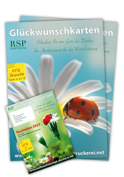 Weihnachtskarten Katalog.Kataloganforderung Weihnachtskarten Druckerei