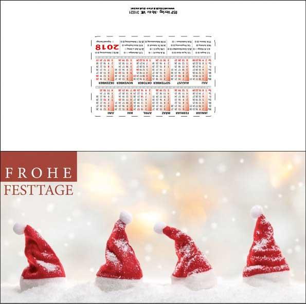 Weihnachtskarten kalender my blog for Kisseo weihnachtskarten