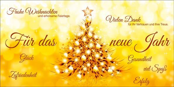 2018 f r firmen weihnachtsimpressionen motiv neujahrsw nsche in gold artikel nummer 11440