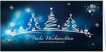 Frohe Weihnachten Verschiedene Sprachen Kostenlos.Edle Silberkarten