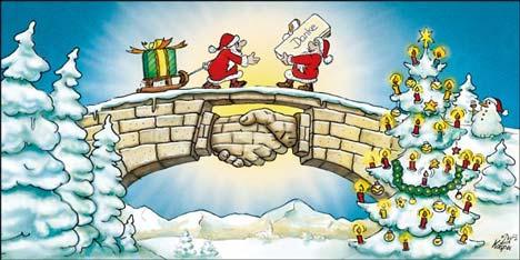 Weihnachtspost Weihnachtsbrief Für Firmen Verfassen