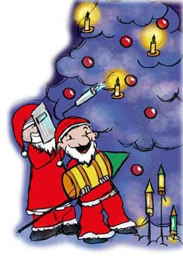 Weihnachtspost Kostenlose Ausmalbilder Für Kinder