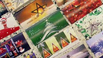 Weihnachtskarten Katalog.Der Weg Zum Karten Katalog